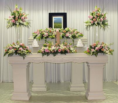 花祭壇オリジナル1