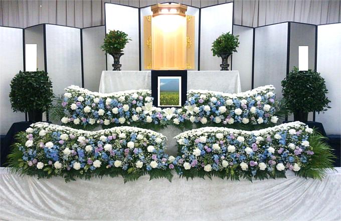 花祭壇友人葬